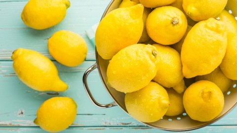 Lemon Detox: The Ingredients
